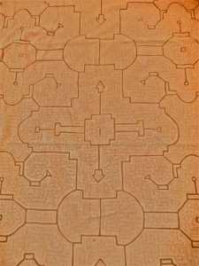 Motifs graphiques shipibo