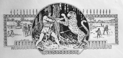 Lutte du jaguar