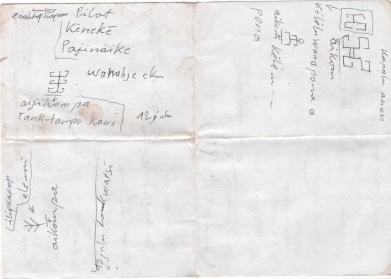 Notes de Mataliwa (2)