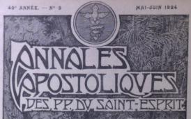 Annales Apostoliques