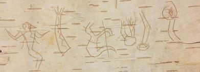 Écriture Ojibwa
