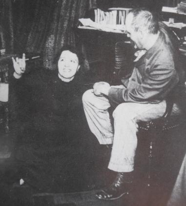 Élise Müller et Théodore Flournoy