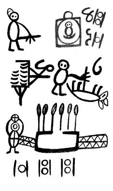 Fig. 4 Livre des sauvages